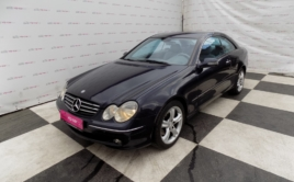 Merceddes-Benz CLK